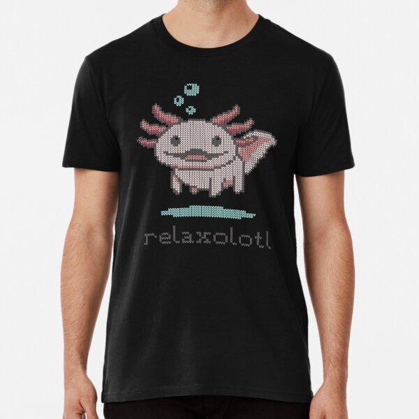 Relaxolotl Camiseta premium