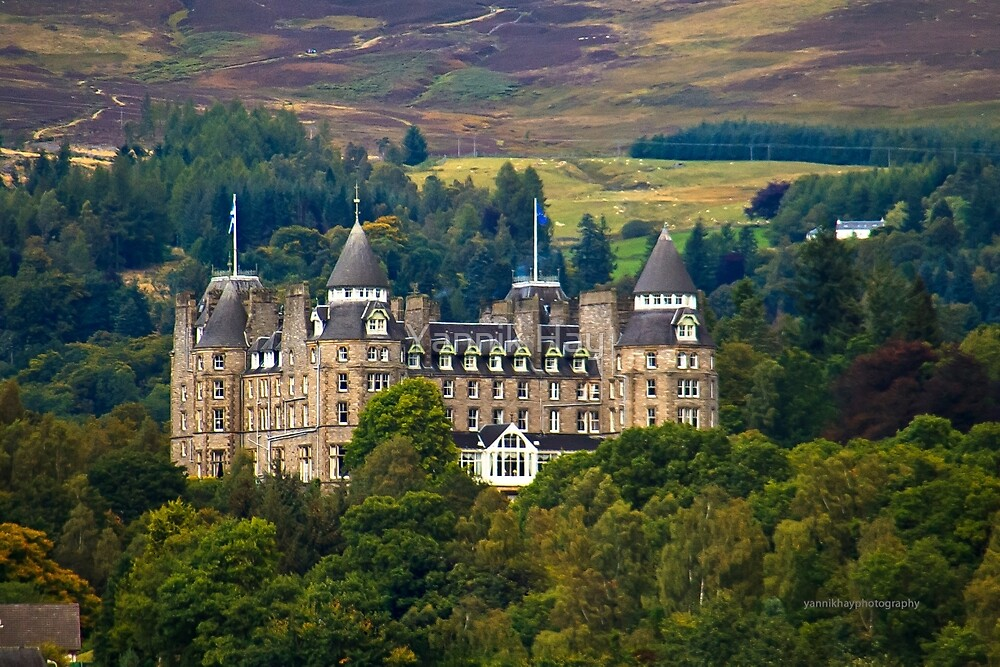 Atholl Palace Hotel Perth Pitlochry Perthshire