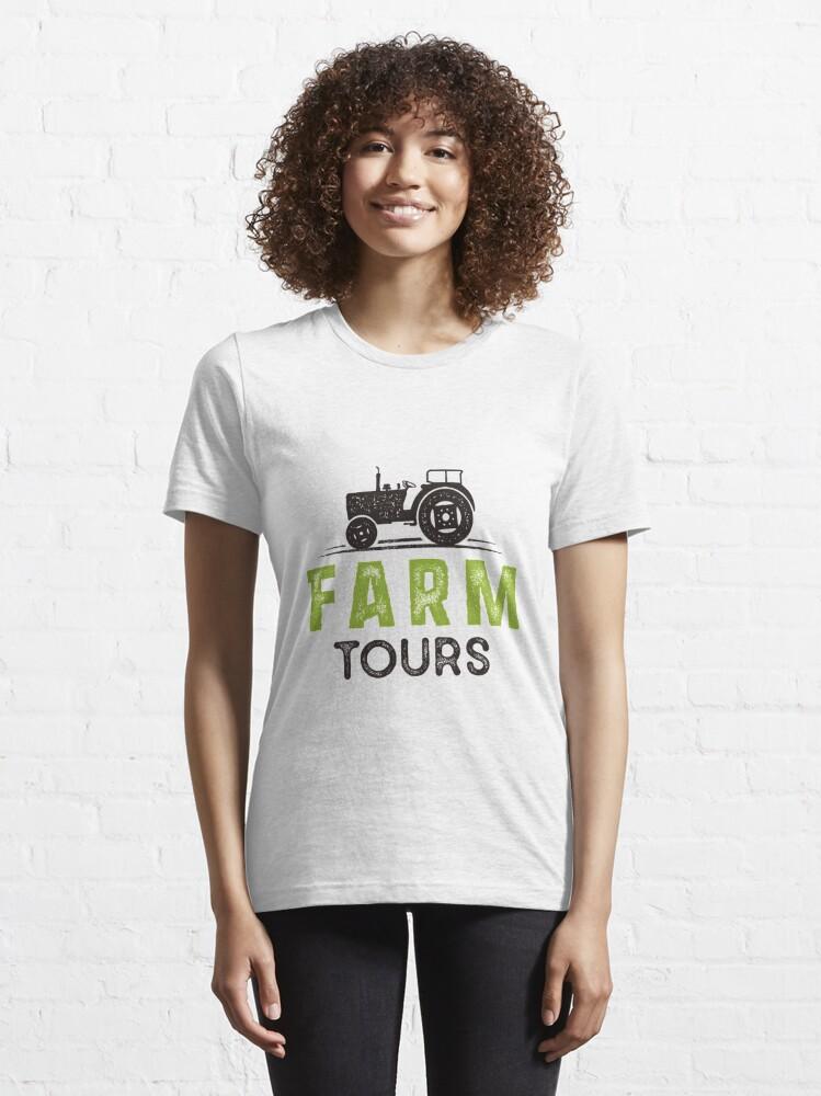Alternative Ansicht von Farm Tours Essential T-Shirt