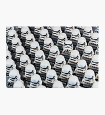 Stormtrooper army Photographic Print