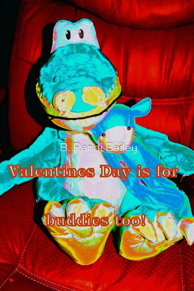 Valentine buddies by ♥⊱ B. Randi Bailey