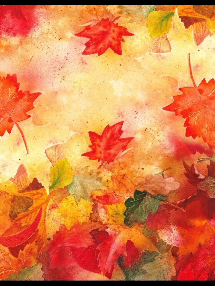 Autumn Flow by IrinaSztukowski
