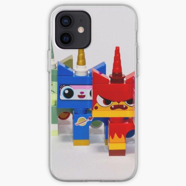 Mignon-six-minou Coque souple iPhone