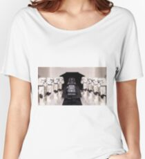 Darth Vader & Stormtroopers Women's Relaxed Fit T-Shirt