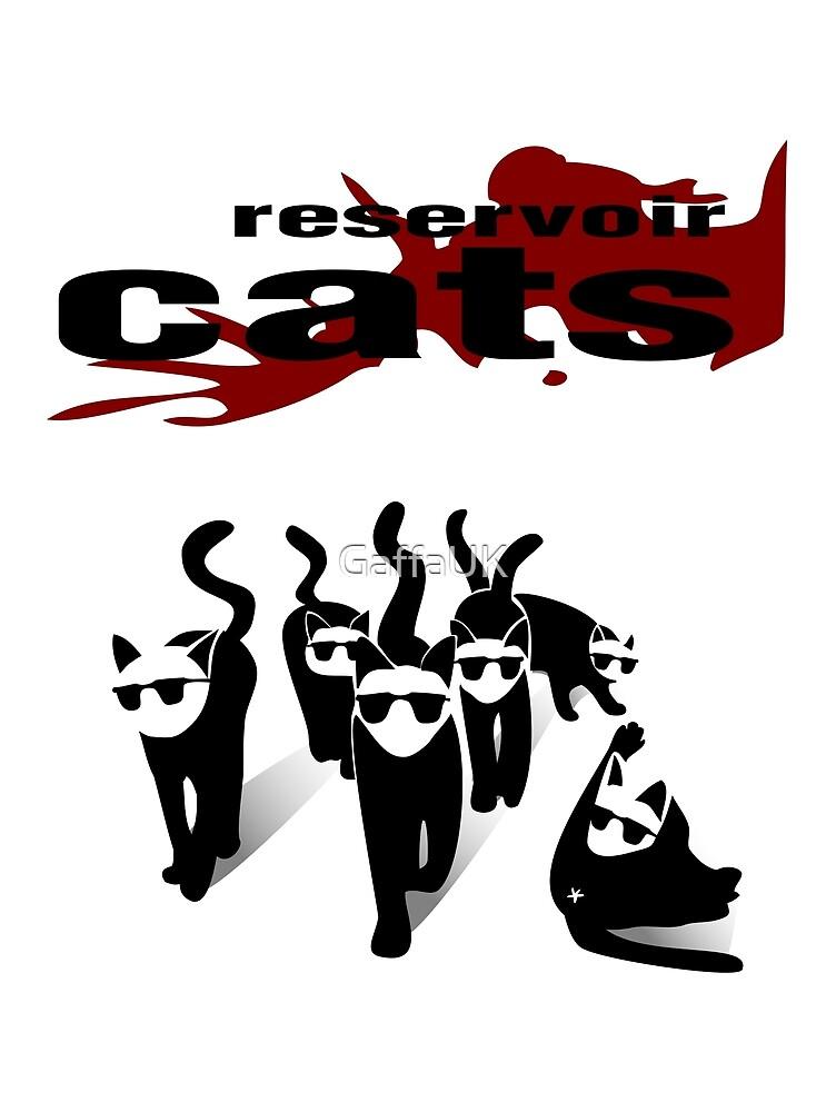 Reservoir Cats by GaffaUK