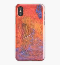 Blue Flame iPhone Case/Skin