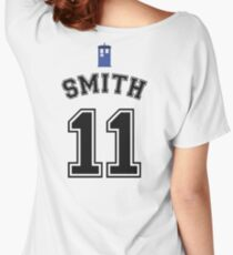 MY Doctor is Matt Smith Women's Relaxed Fit T-Shirt