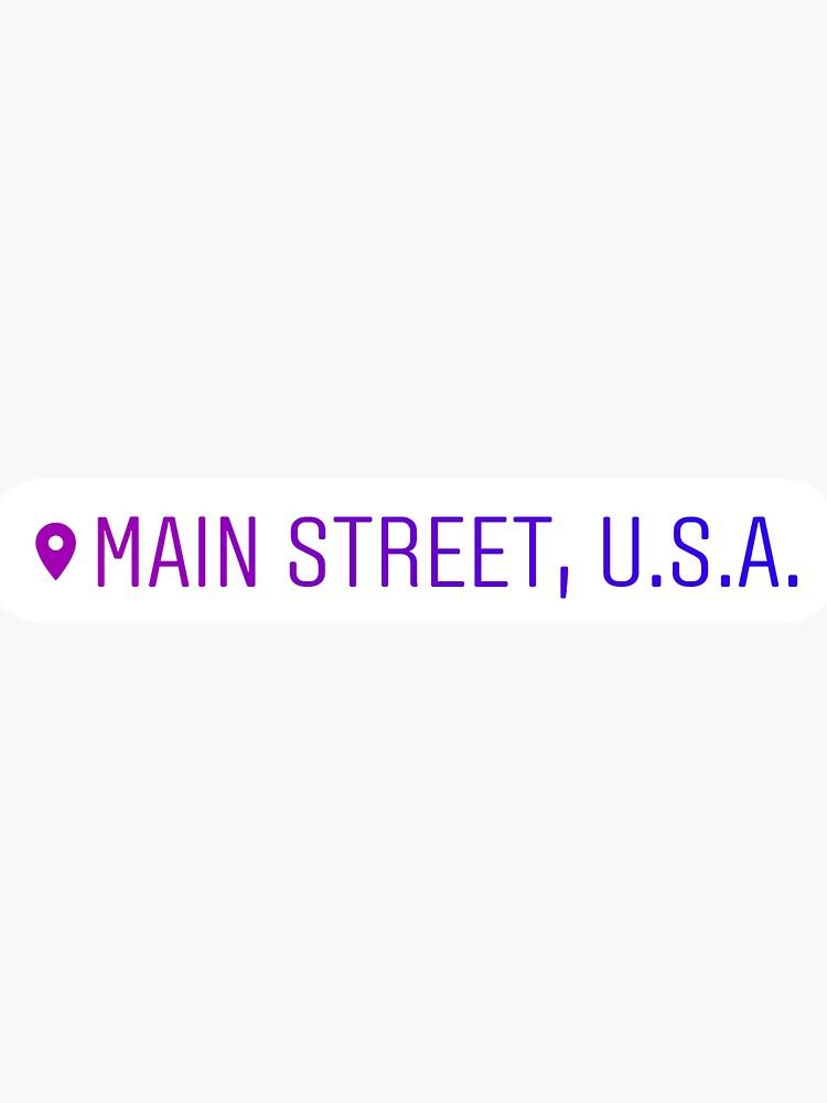 Main Street, USA by gwiggg