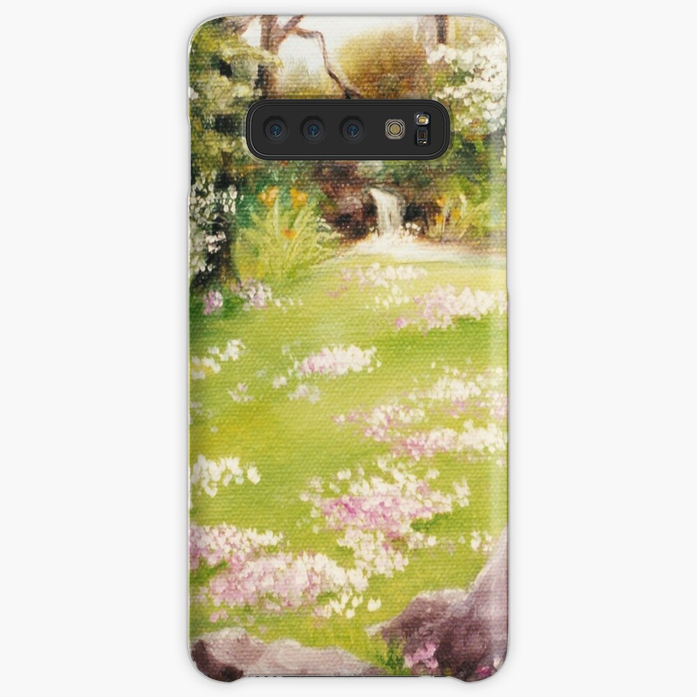 Primoses in Fairy Land Case & Skin for Samsung Galaxy