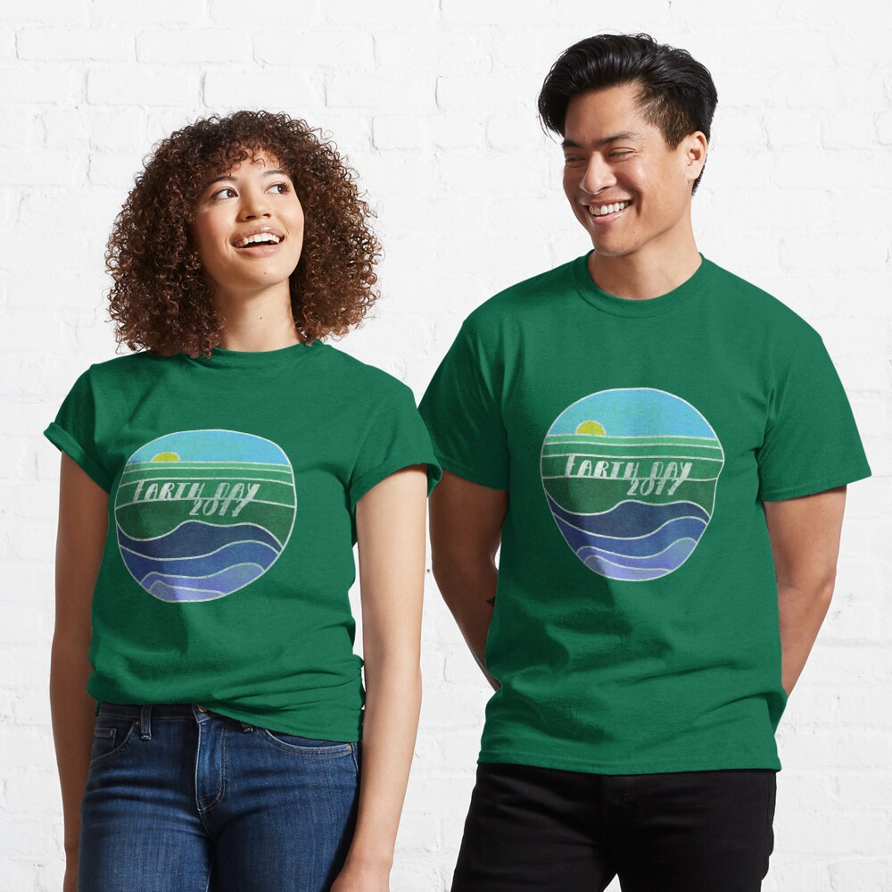 Earth Day 2017 Classic T-Shirt