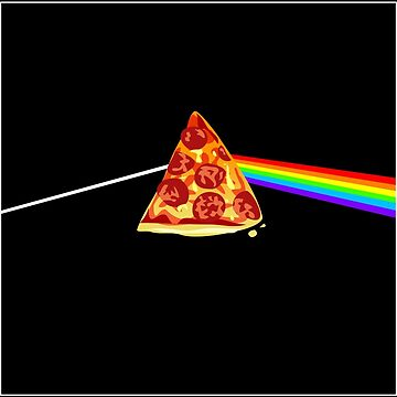 Pizza Floyd by GaffaUK