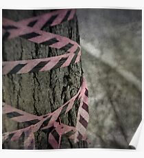 The Pink Tape Poster