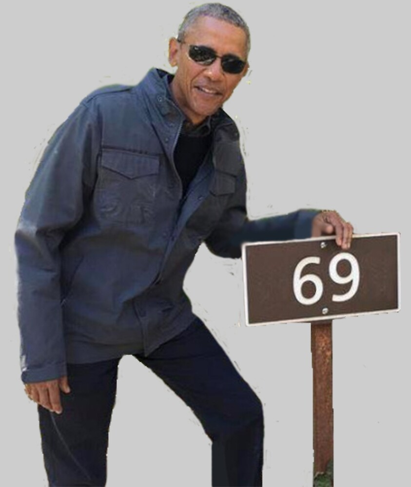 Obama 69 by lapatterson42