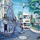 The Parade, Leamington Spa by GaffaUK