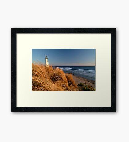 Point Lonsdale Framed Print