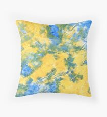 BY THE SEA SIDE Throw Pillow