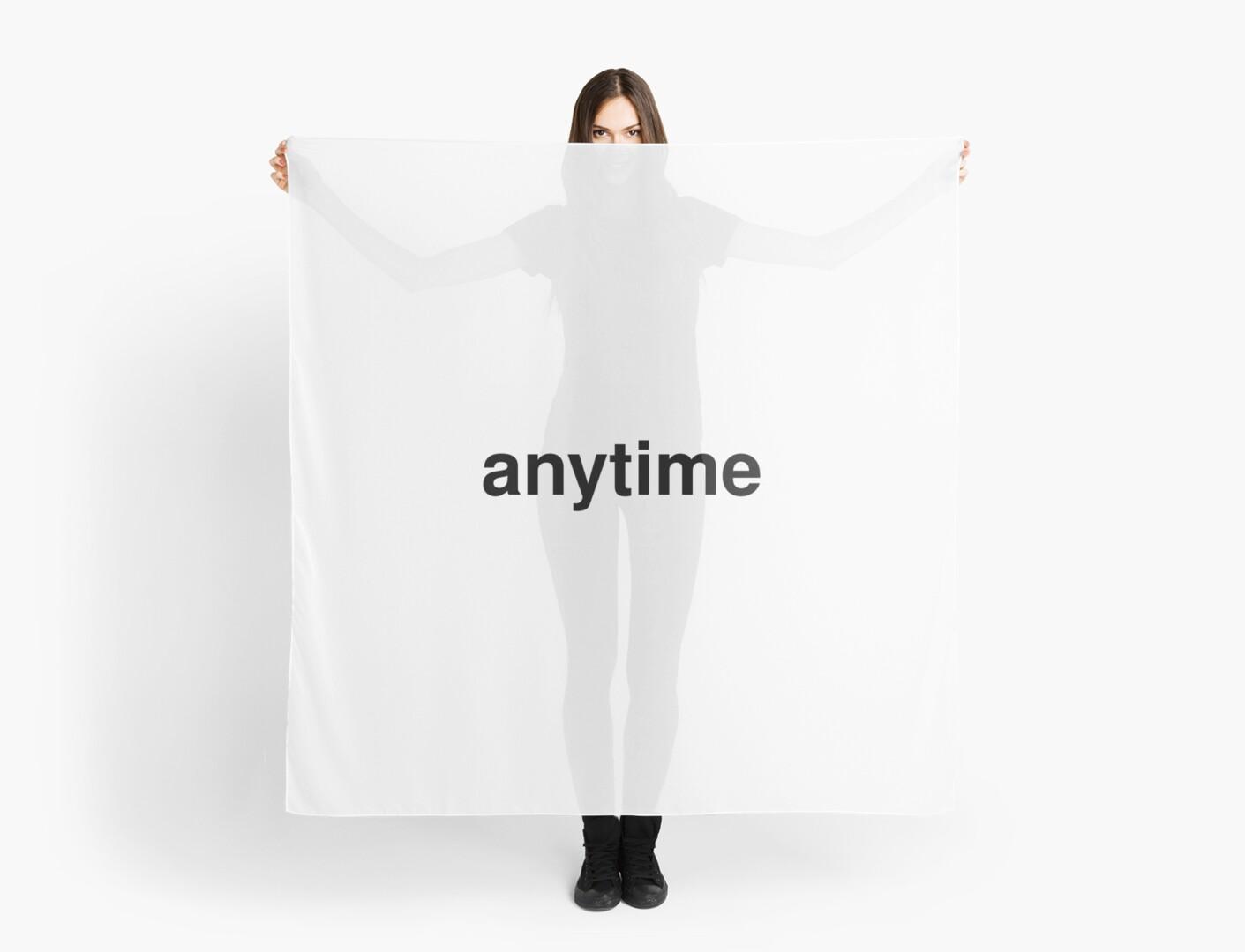 anytime by ninov94