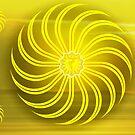 Solar Plexus ~ Yellow ~ Manipura ~ Male by JuliaKHarwood