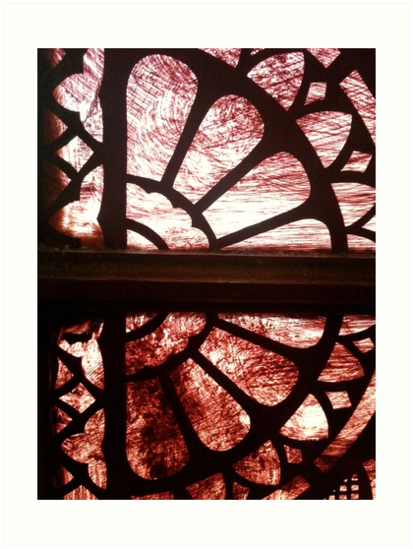 Stained glass in historical building - #2 by DigitalEurydice
