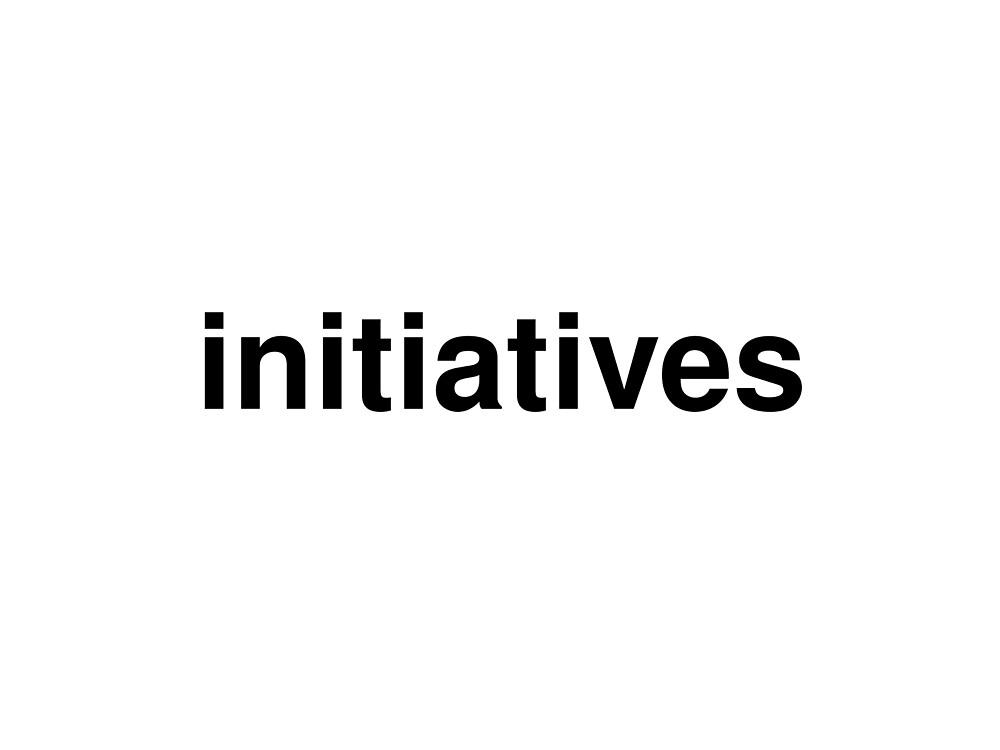 initiatives by ninov94
