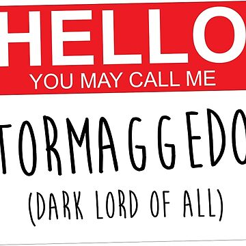 My Name is Stormageddon by Finalarbiter9
