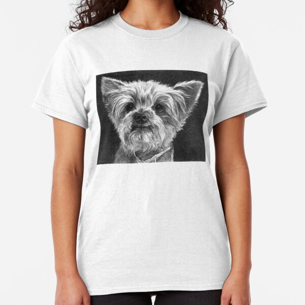 CLOONEY/Yorkshire Terrier Classic T-Shirt