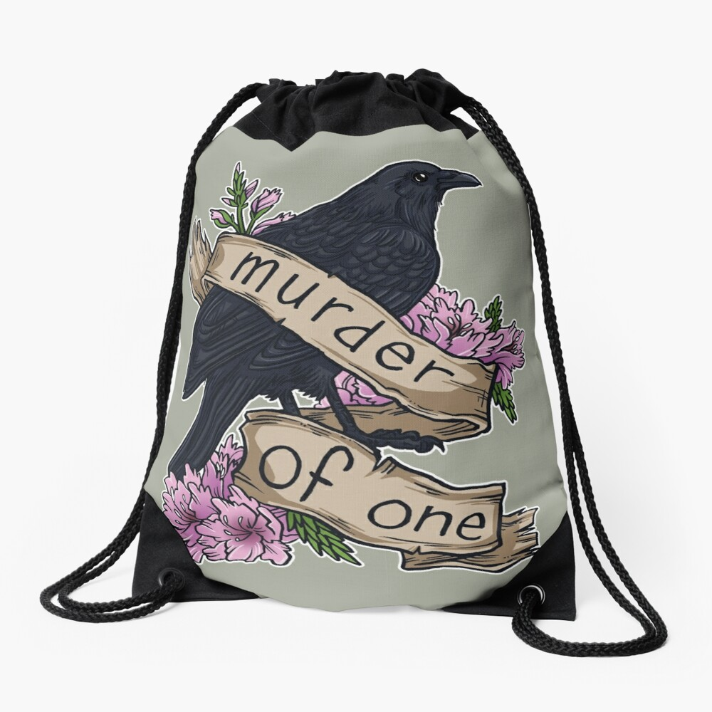 Murder of One Drawstring Bag