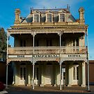 0227 Imperial Hotel, Castlemaine, Victoria by DavidsArt