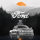 Ford F250 Backroads by roccoyou