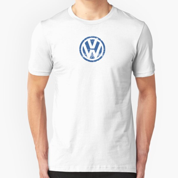 Trending Vintage Volkswagen Slim Fit T-Shirt
