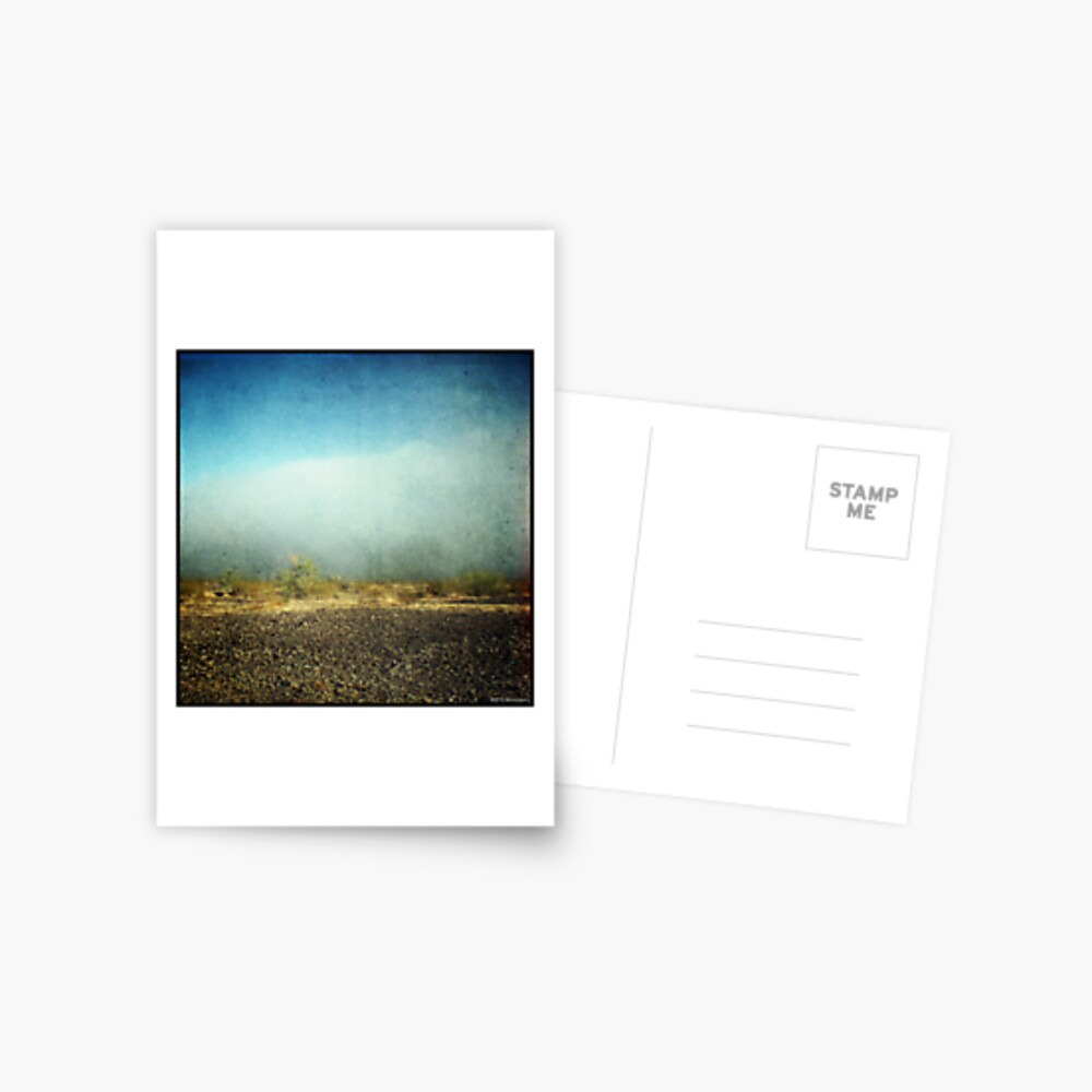 Rest Stop Postcard