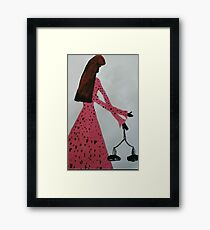The Scales Framed Print