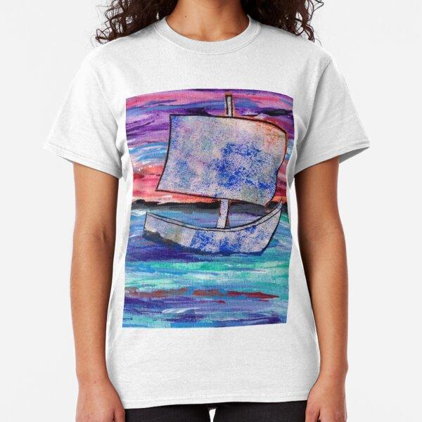 Sunset Sail Classic T-Shirt