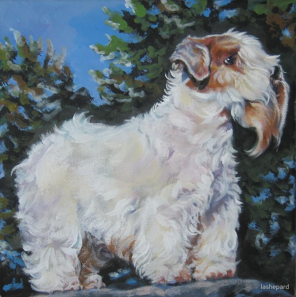 Sealyham Terrier Fine Art Painting by lashepard