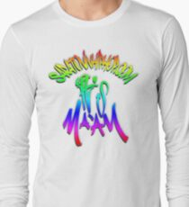 It's Ma'am - saraToninhiphop.com (Rainbow) Long Sleeve T-Shirt