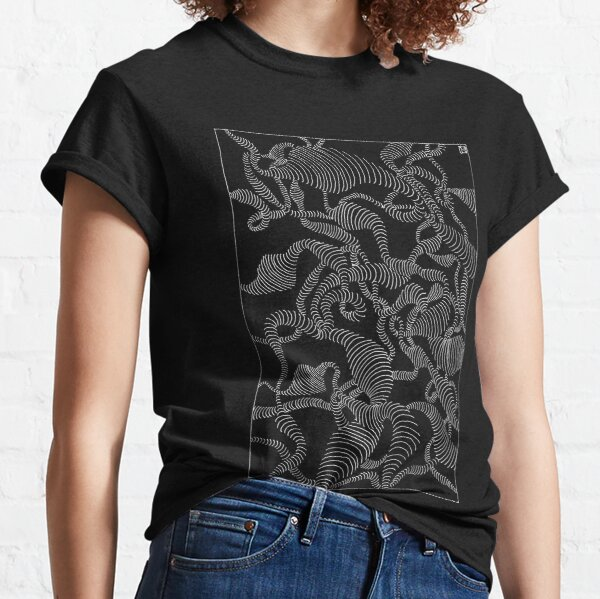 Energy Track Series - Beyond Perception (White Ink) Classic T-Shirt