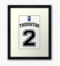 MY Doctor is Patrick Troughton Framed Print