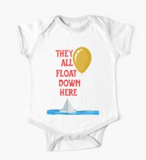 They all float... One Piece - Short Sleeve
