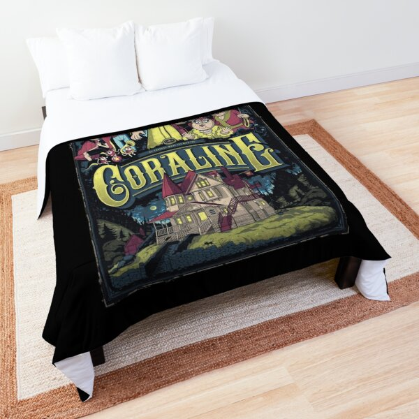 Coraline Home Living Redbubble