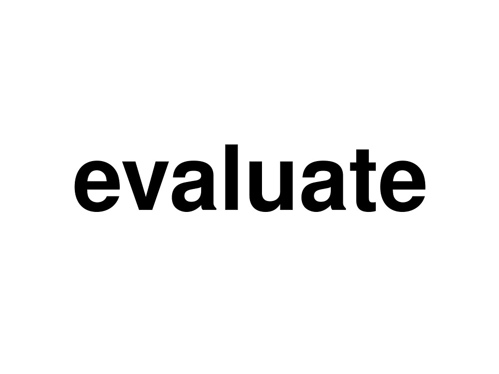 evaluate by ninov94