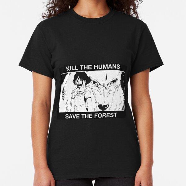 Prinzessin Mononoke Classic T-Shirt