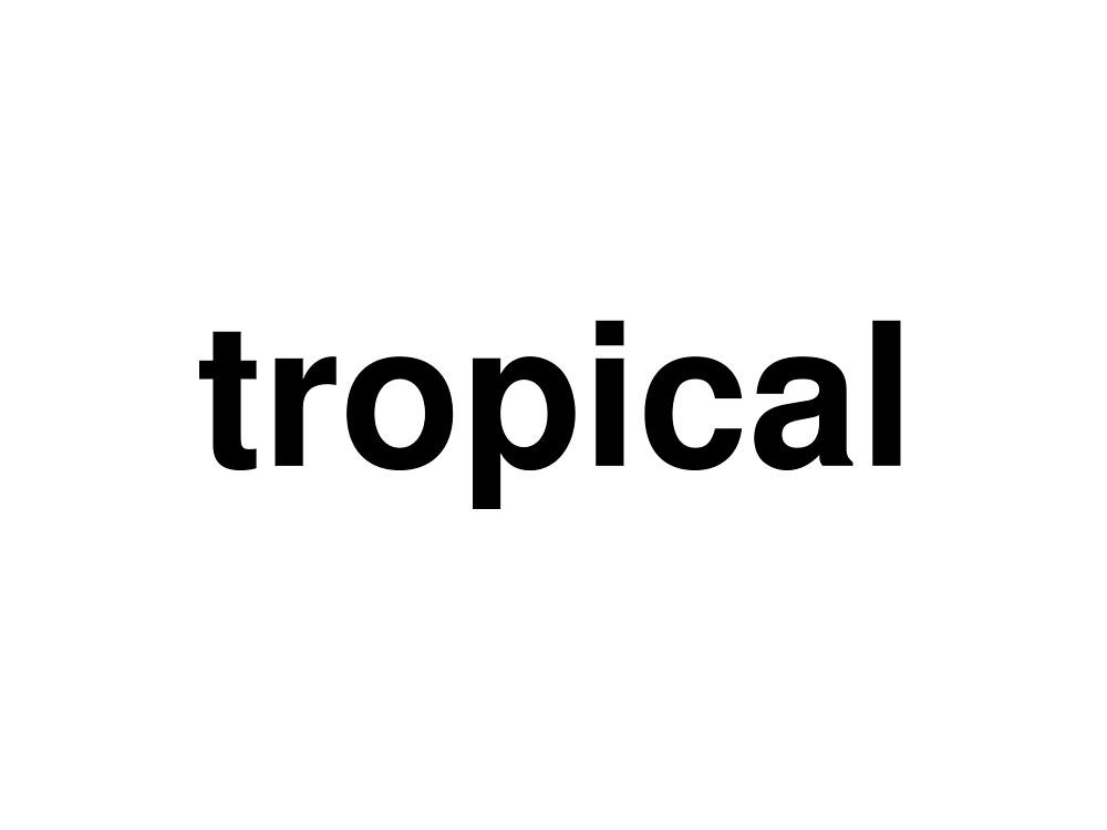 tropical by ninov94