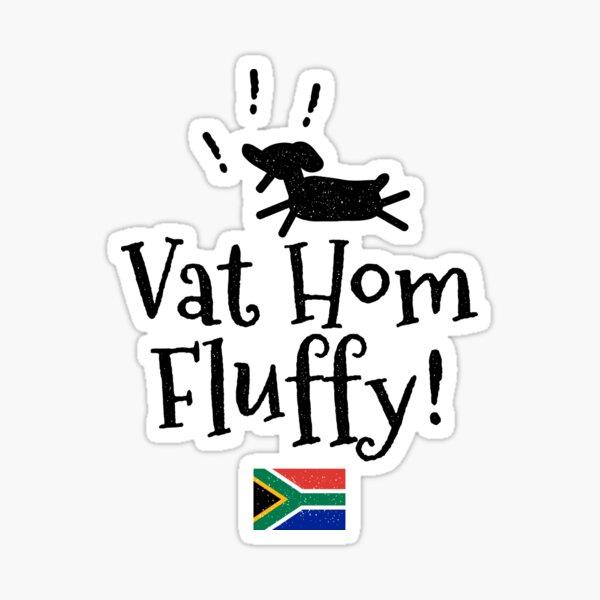 Vat Hom Fluffy Sticker