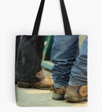 Waiting to Compete Tote Bag