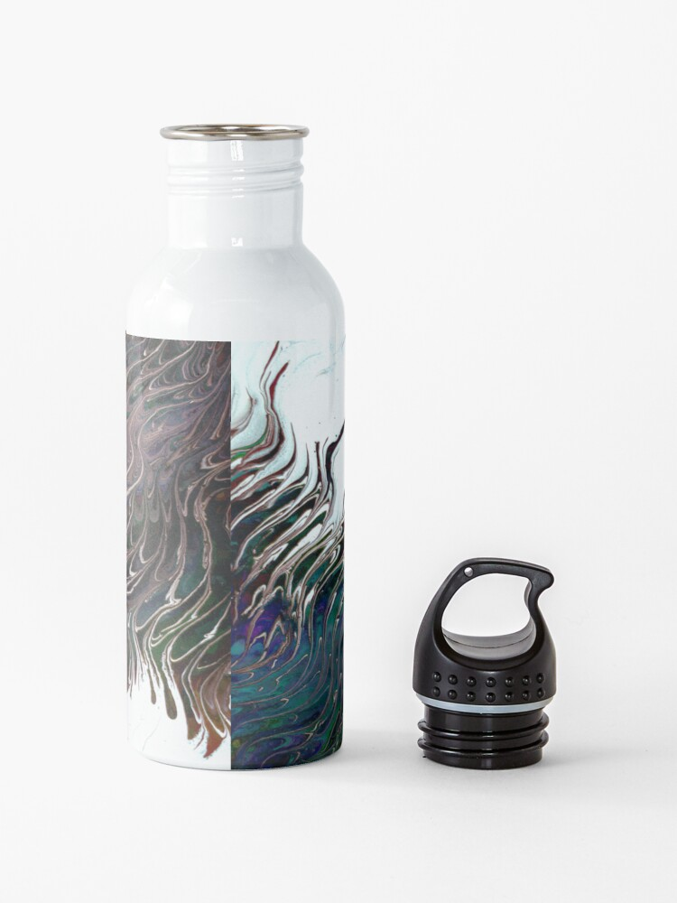 Alternate view of Conflicting Ideologies Water Bottle