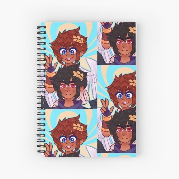 Brothers [Kid Icarus] Spiral Notebook