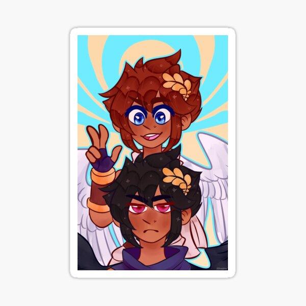 Brothers [Kid Icarus] Sticker