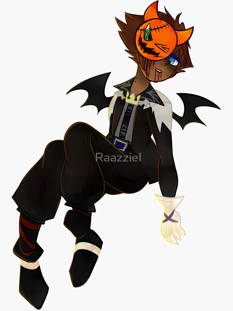 Halloween Town Sora [Kingdom Hearts] by Raazziel