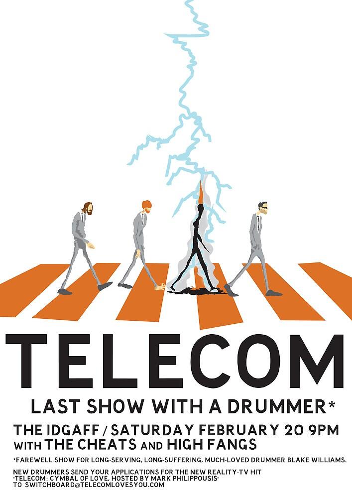 Telecom at the IDGAFF 2010 02 20 by telecom