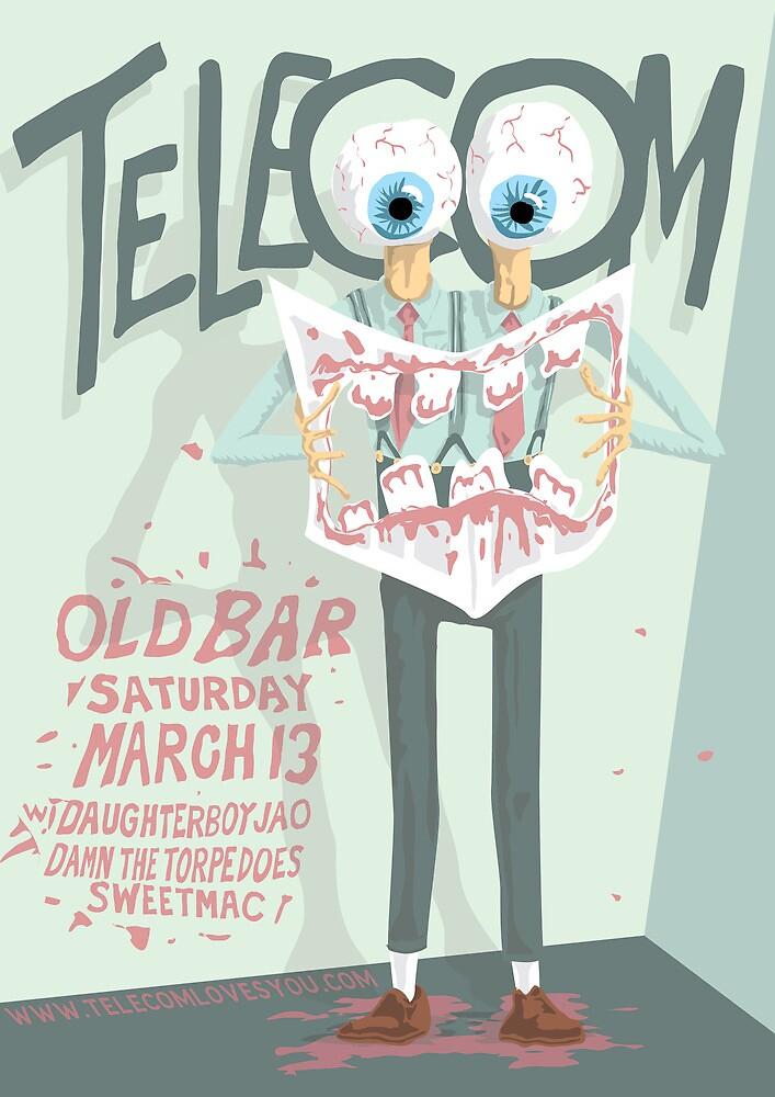 Telecom at the Old Bar 2010 03 13 by telecom